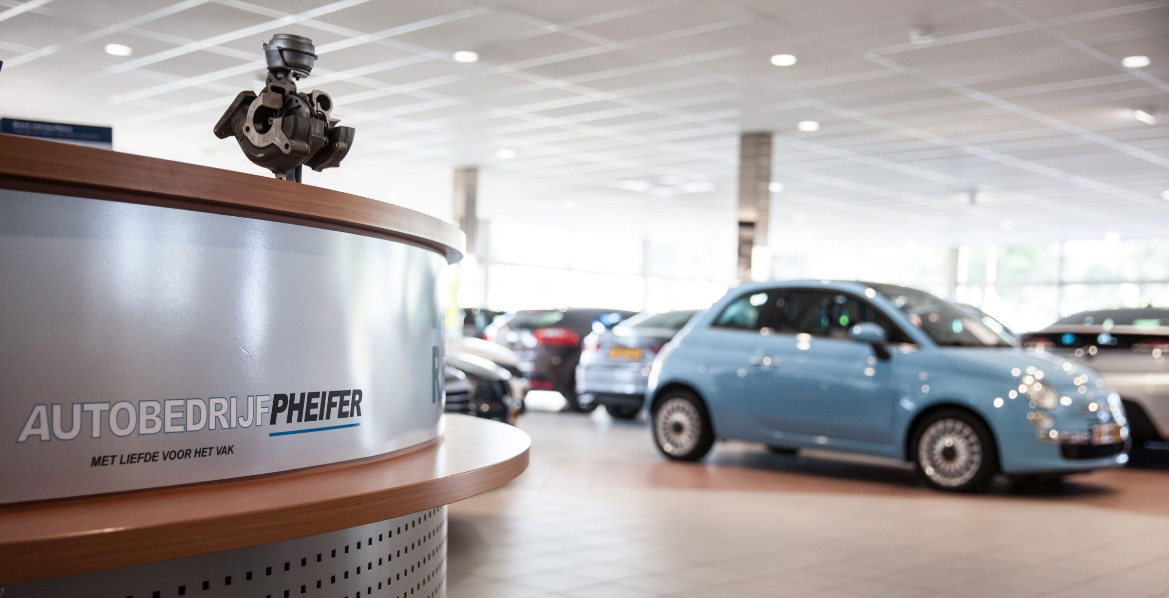 afspraak maken - Autobedrijf Pheifer